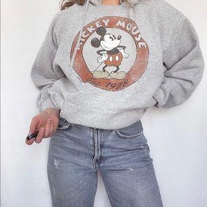 vintage disney hoodie